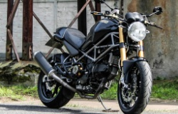 Ducati Monster M900 S Evo II by DucDickel