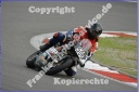 Rainer Dickel auf Ducati 996 / Foto: Franks Photo Service
